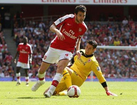 Fabregas-goal