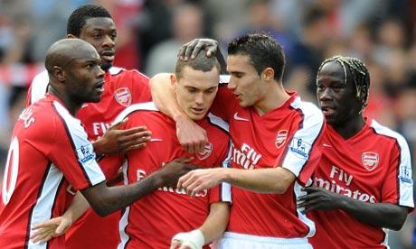 Arsenal-Blackburn