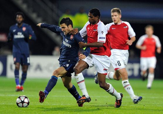 AZ-Alkmaar-v-Arsenal