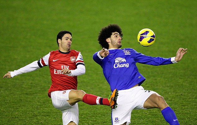 arteta-fellaini
