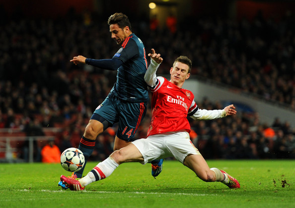 Arsenal-FC-Bayern