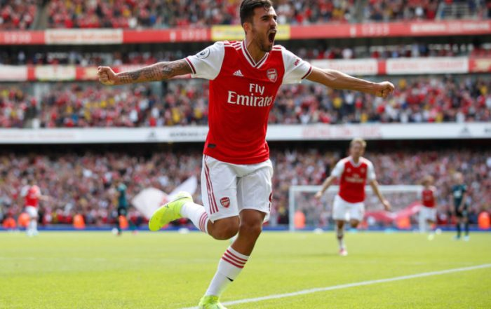 Arsenal 2-1 Burnley: Dani Ceballos provides the spark in win
